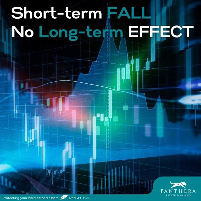 Falling asset values: why it's important to think long-term