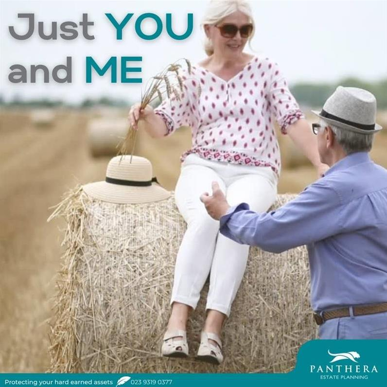 Just the two of us: estate planning for both of you