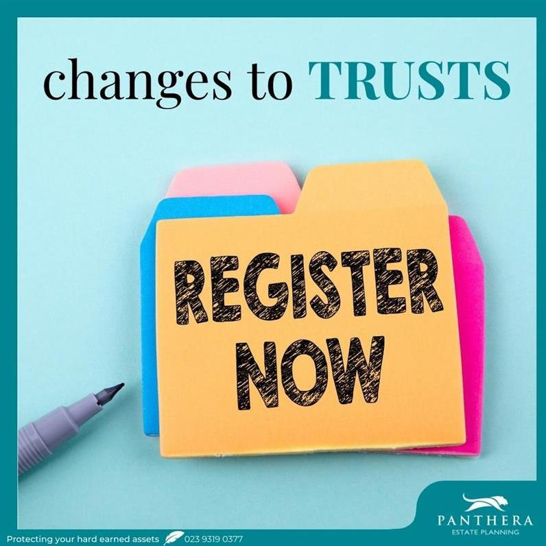 Registering a Trust: new rules on their way